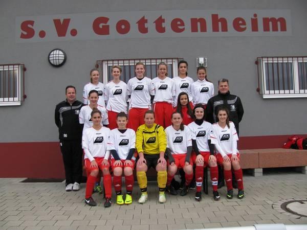 B-Juniorinnen SG Gottenheim