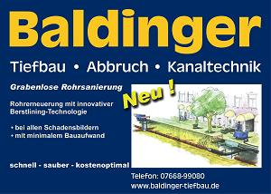 Baldinger Tiefbau