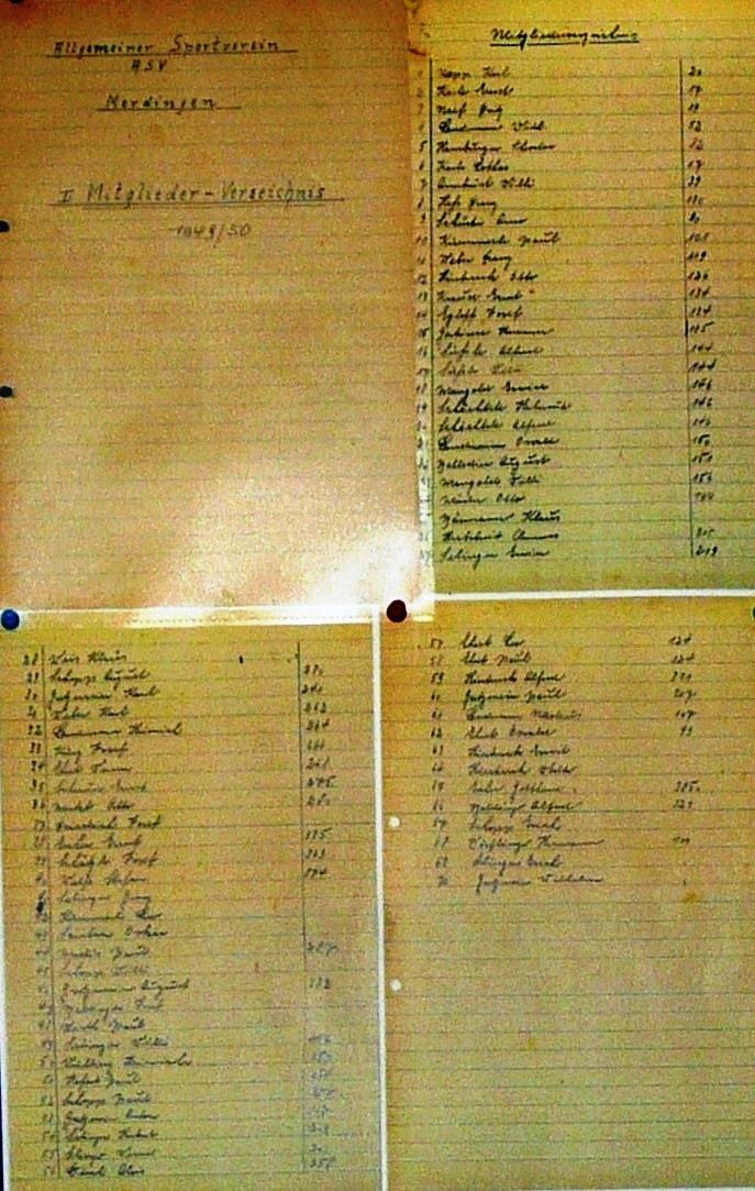 2014-Gala Mitgliederverzeichnis 1949
