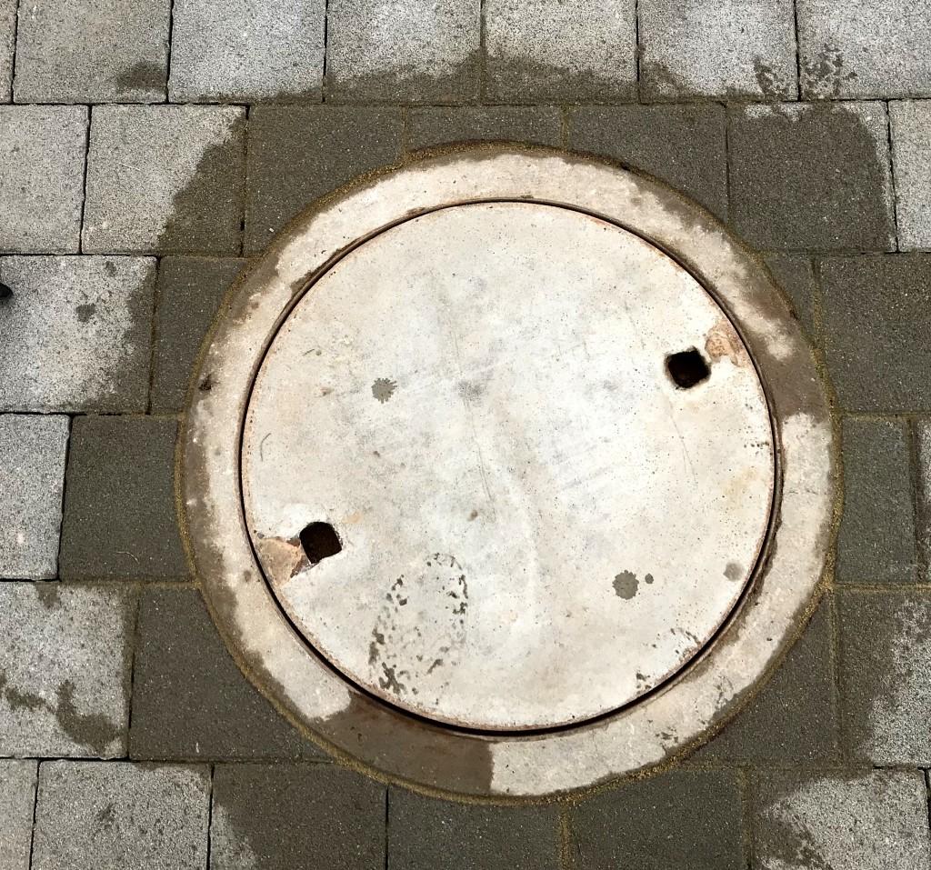 Bild Kanaldeckel